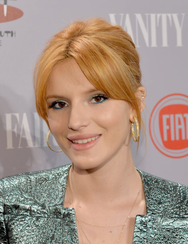 Bella Thorne at the Vanity Fair Young Hollywood Party