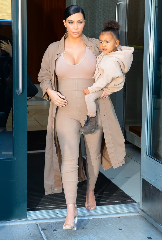 Beige Outfits