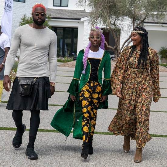 See Photos of Zaya Wade's Medieval 13th Birthday Party