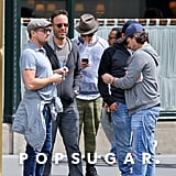 Leonardo DiCaprio Walking in NYC May 2016 Pictures