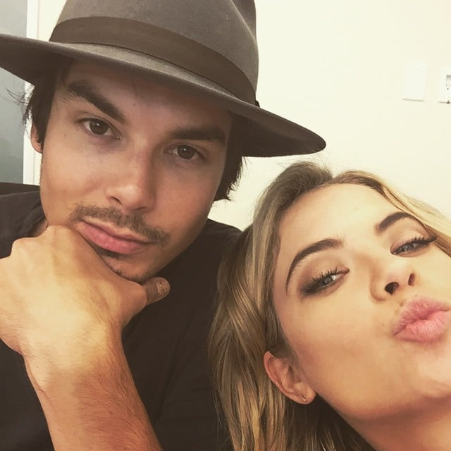 hanna and caleb dating in real life 2017