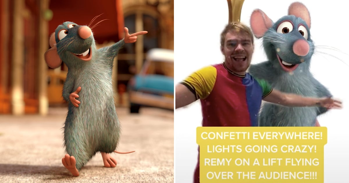 The TikTokers Who Cooked Up the Ratatouille Musical Talk Us Through Their Viral Moment thumbnail
