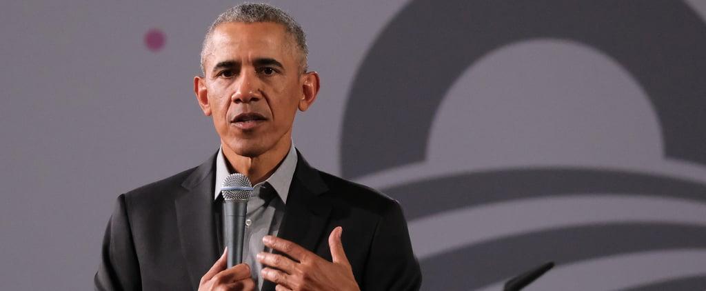 Barack Obama's Letter to Nipsey Hussle For Memorial Service