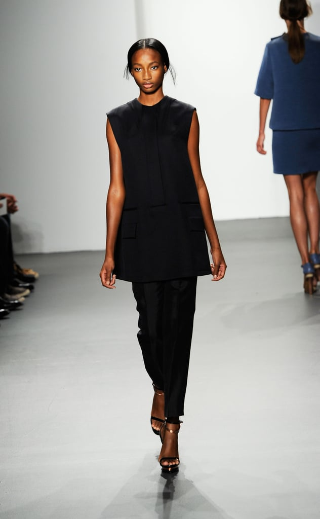 Spring 2011 New York Fashion Week: Calvin Klein