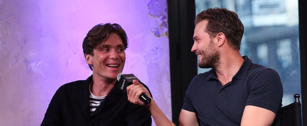 Jamie Dornan and Cillian Murphy Funny Moments