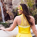 Belle-Inspired Tank Top and Headband