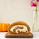 Paleo Pumpkin Roll