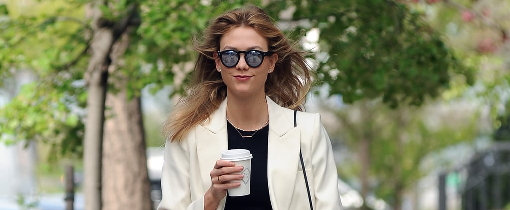We Never Thought to Pair These 2 Items Together — Until We Saw Karlie Kloss Do It