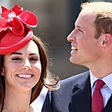 Kate Middleton and Prince William Pictures in Ottawa on Canada Day