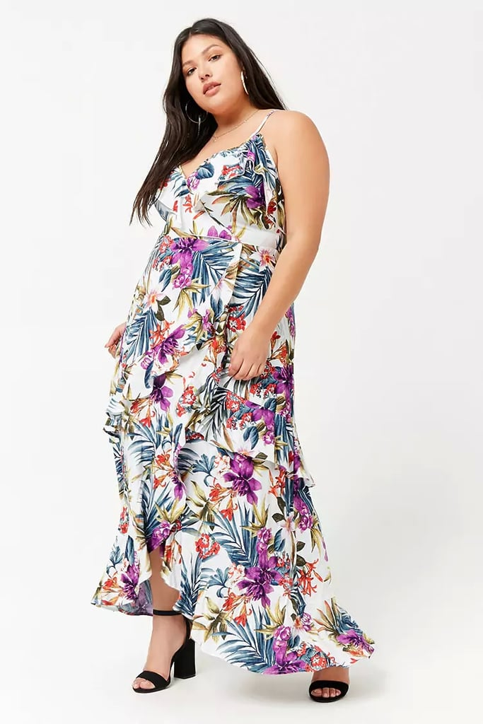 Forever 21 Printed Dress