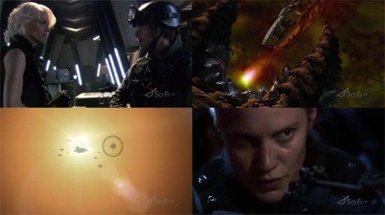 "Battlestar Galactica Recap Quiz Episode 20 ""Daybreak Pt. 2"""