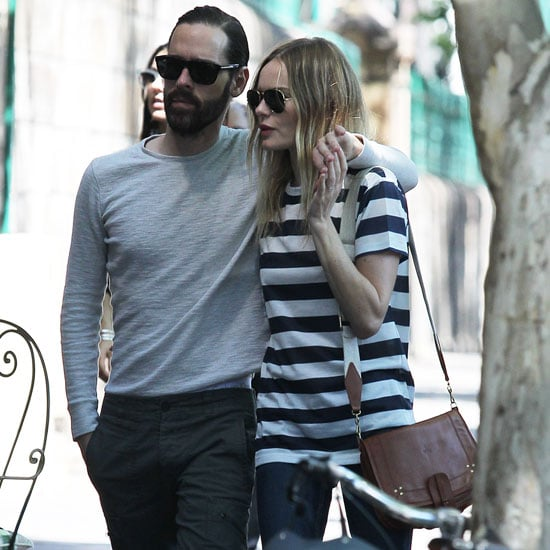 Pictures of Kate Bosworth and Michael Polish in Sydney at Kawa Cafe and Bondi Icebergs: Snoop Their Sydney Style!