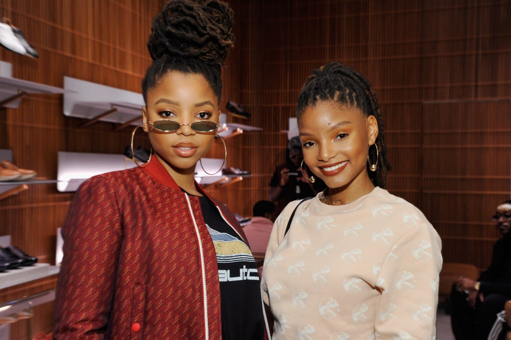 We've been big fans of Chloe x Halle — aka sisters Chloe and Halle Bailey — for years now. The singing sisters have been performing since they were kids with a popular YouTube channel, and they've only gotten more successful!  Since 2018, they've been regulars on Freeform's comedy Grown-ish, and Halle just snagged one of the most coveted roles in young Hollywood: she's set to play Ariel in Disney's upcoming live-action remake of The Little Mermaid. The one thing that's never changed over the years? Chloe and Halle are a true team who have each other's backs and always look like they're having a great time. Take a look at some of their cutest pictures in the gallery ahead!      Related:                                                                                                           Chloe x Halle: In Perfect Harmony
