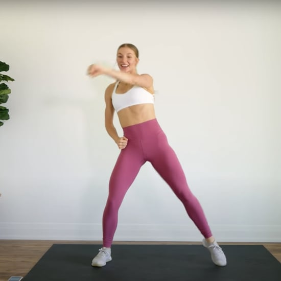"At-Home Full-Body MadFit Workout Set to ""Say So"" Remix"