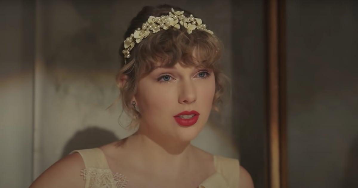 TikTok Conspiracies About Taylor Swift's Evermore Album   POPSUGAR Entertainment