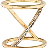 Elizabeth and James Velde Ring ($125)