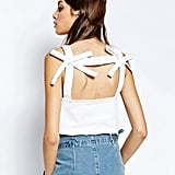 See You Never Bow Back Cami ($123)