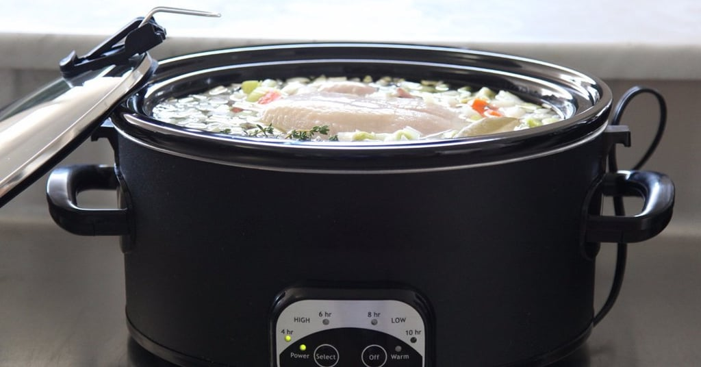Use a slow cooker.