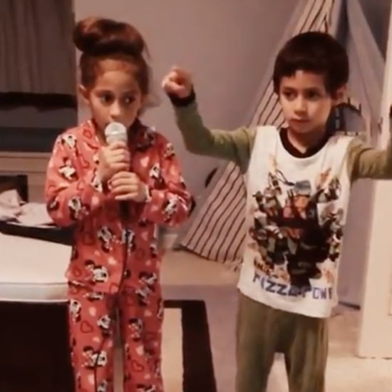 Jennifer Lopez Video of Daughter Singing Her Song March 2019
