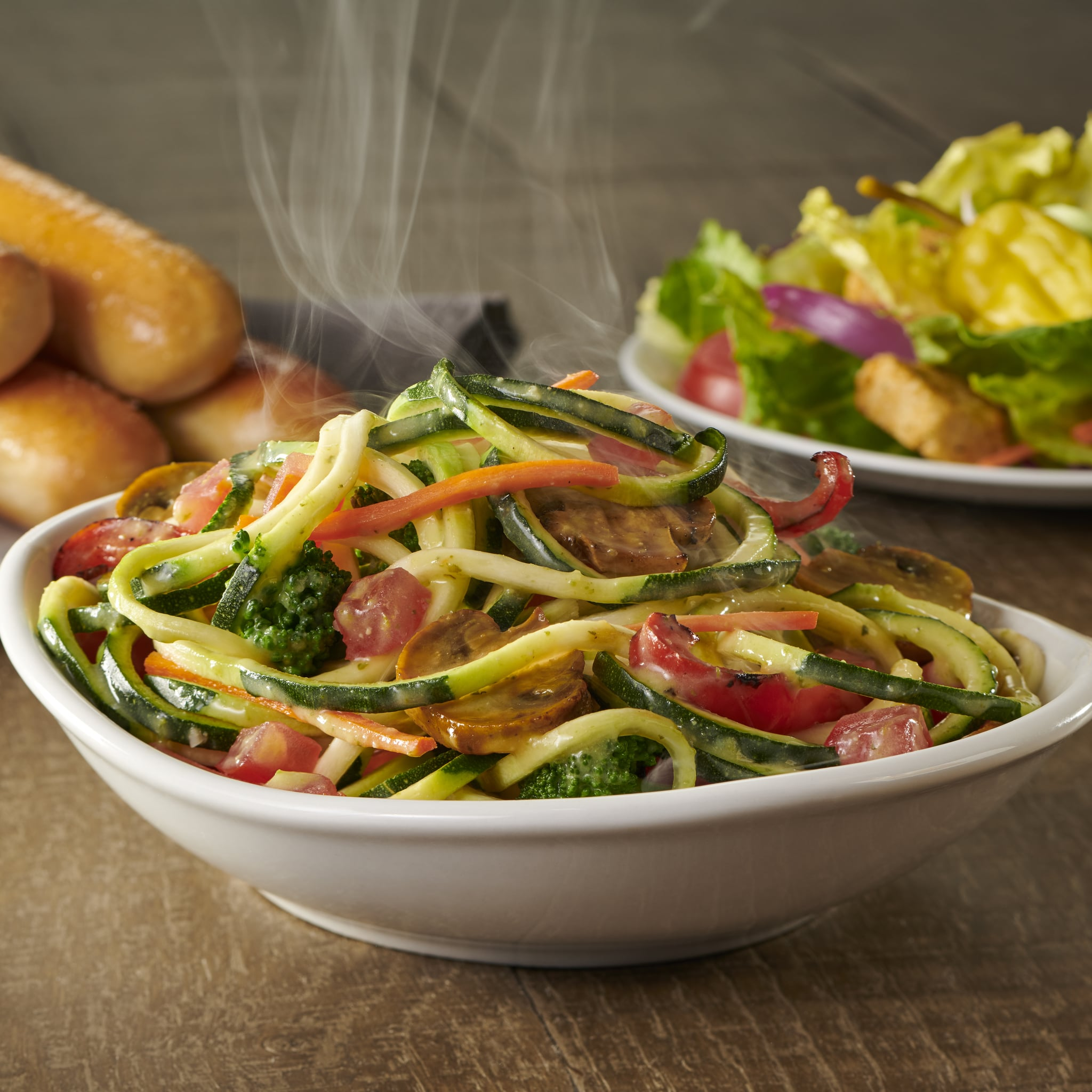 Olive garden zoodles
