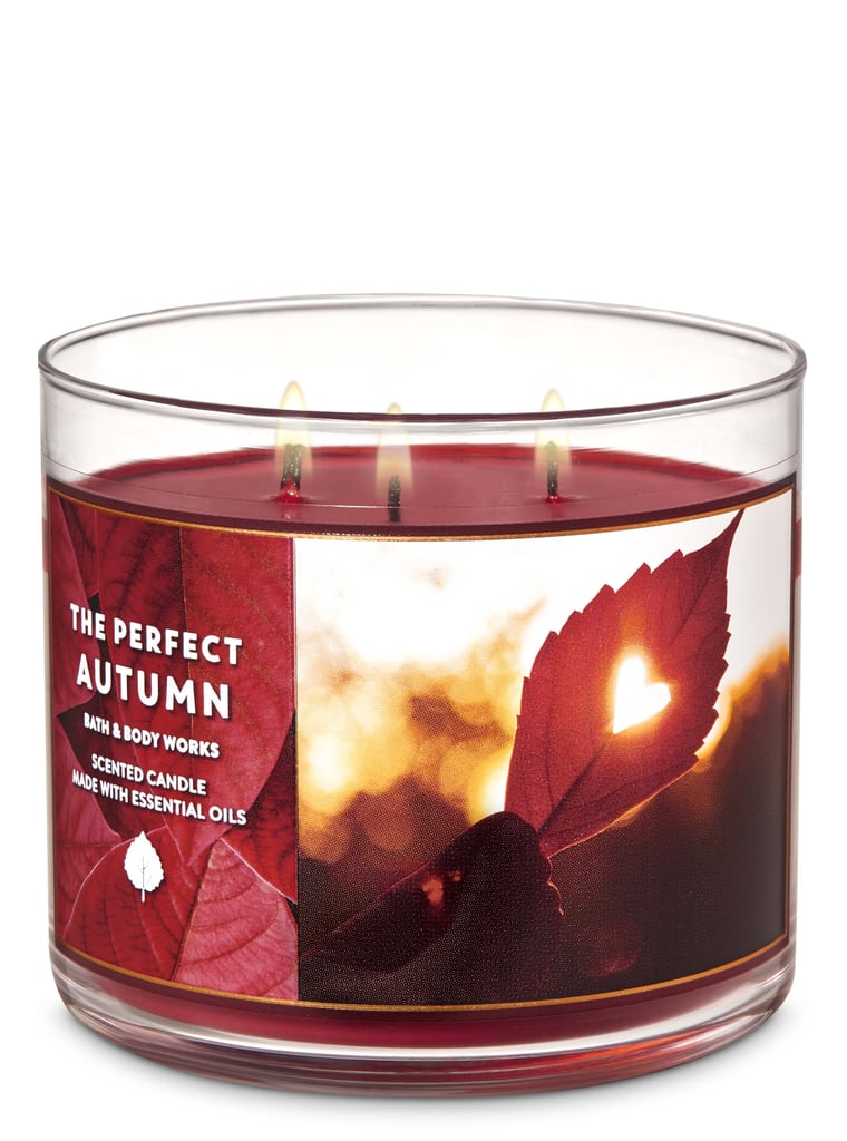 Bath and Body Works The Perfect Autumn 3-Wick Candle