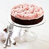 Pink Rose Chocolate Cake ($40)