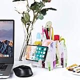 Desk Supplies Elephant Organiser