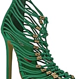 Red Kiss Electric Fire Stiletto Sandal ($72)