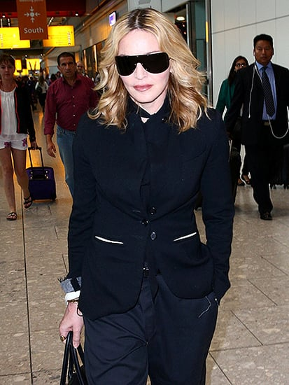 'Concerned' Madonna Flew to London When Ex Guy Ritchie Allegedly Left Son Rocco 'Alone' After Custody Agreement: Source