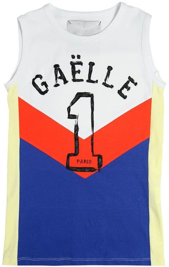 5af88ee84ab Gaelle Jersey Basketball Jersey Dress Blake Lively S Monse Jersey