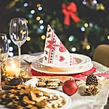 Throw a holiday feast for friends and family.
