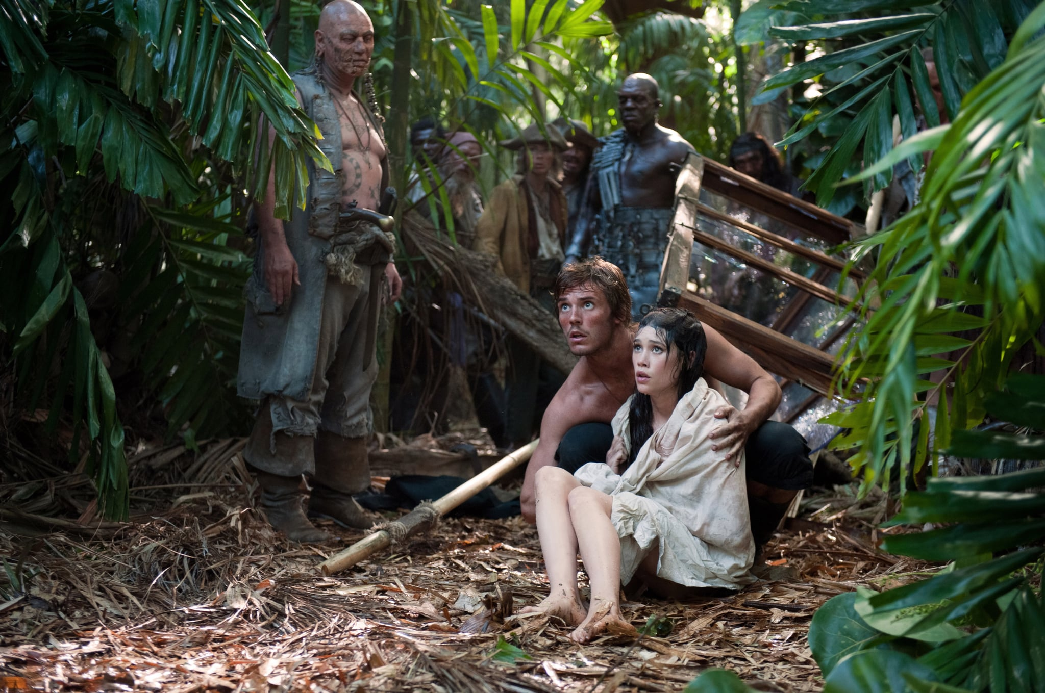 Pirates Of The Caribbean On Stranger Tides 2011 5 Places You Ve Seen Me Before You S Sam Claflin Popsugar Entertainment Photo 3