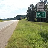 Georgia — Butts County