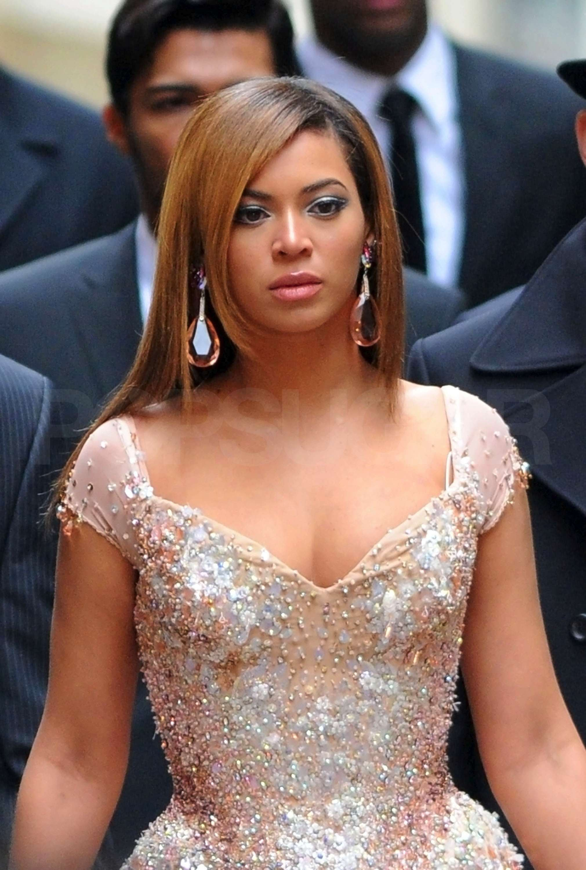 Beyonce Knowles Is a Big Bright Shining Star