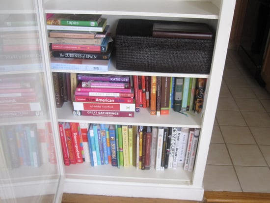 Do You Store Cookbooks in the Kitchen?