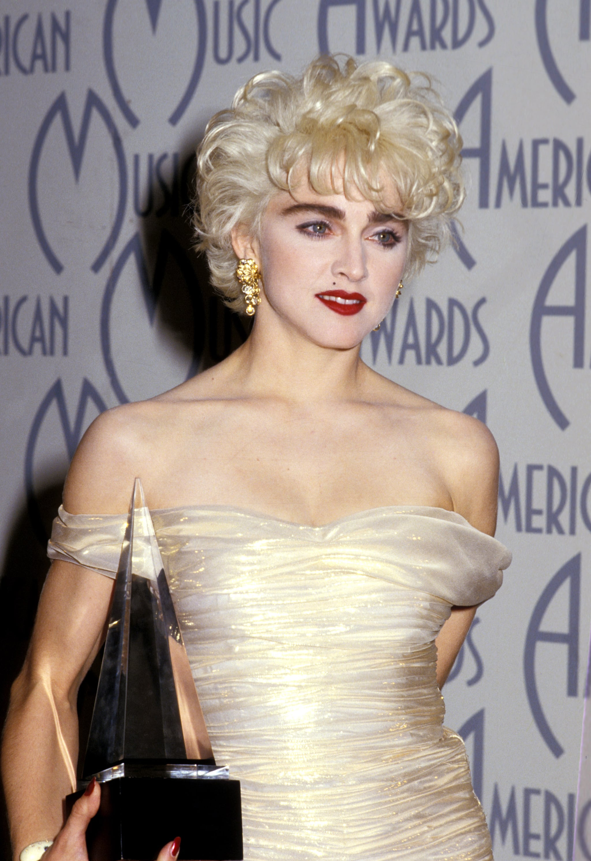 at the ama awards in 1987