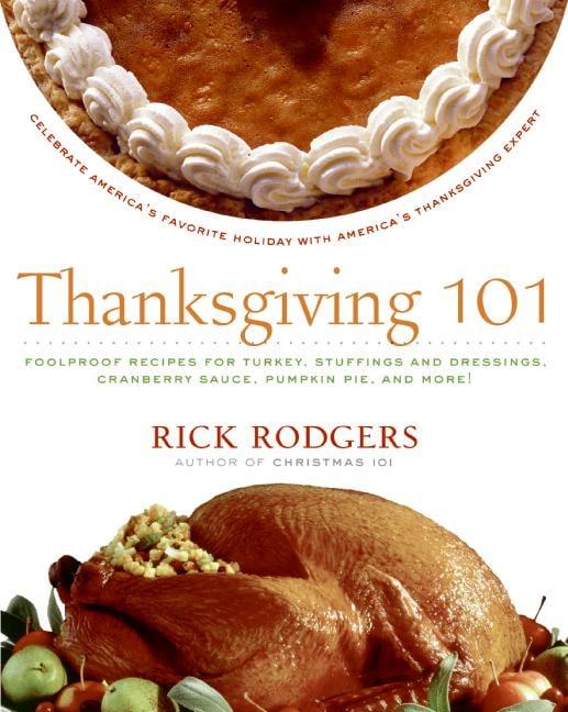 Five Trustworthy Thanksgiving Cookbooks