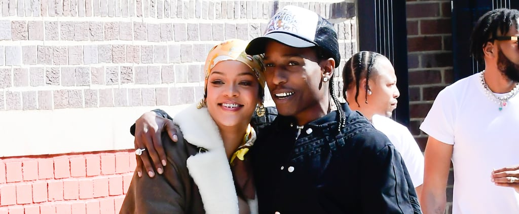 Every Cute Moment Rihanna and A$AP Rocky Have Shared