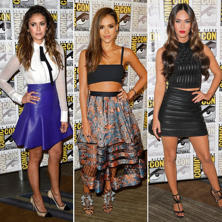 Style Was the Real Superhero at This Year's Comic-Con