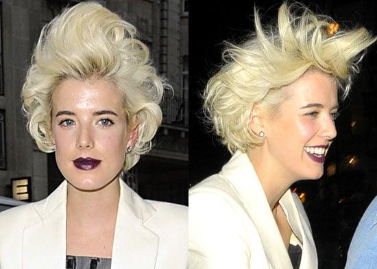 Agyness Deyn Hair 2009-06-04 04:30:00