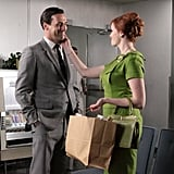 Don and Joan, Mad Men