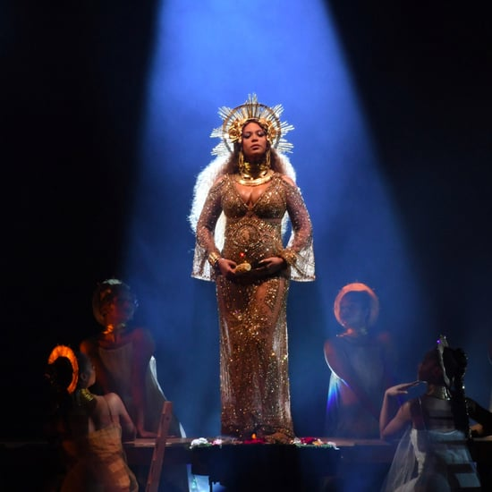 Beyonce Knowles Performance Video at the Grammys 2017