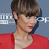 Tyra Banks With a Pixie Cut 2016
