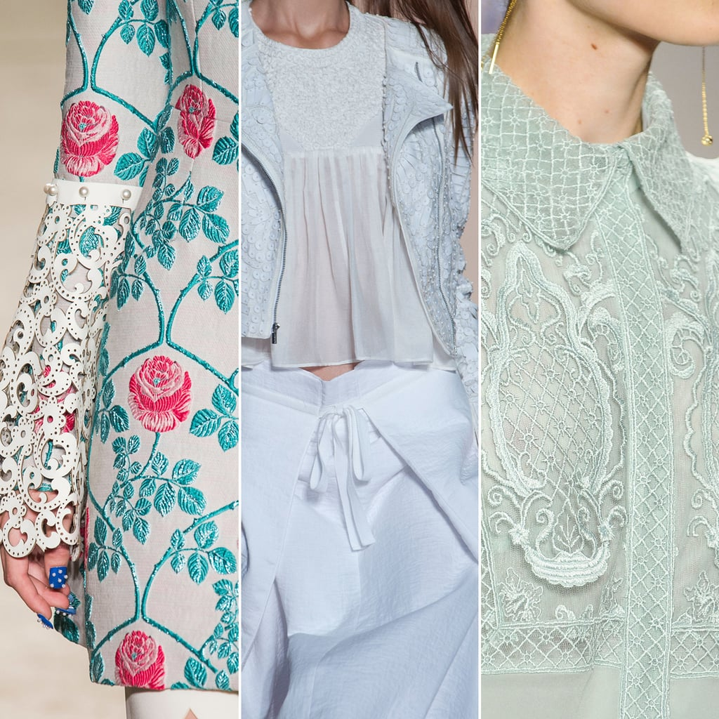 Fashion Week Spring 2015 Details Pictures