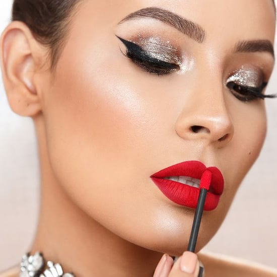 Desi Perkins's Holiday Makeup Tutorial 2016 | Video