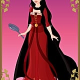 Rapunzel as Mother Gothel