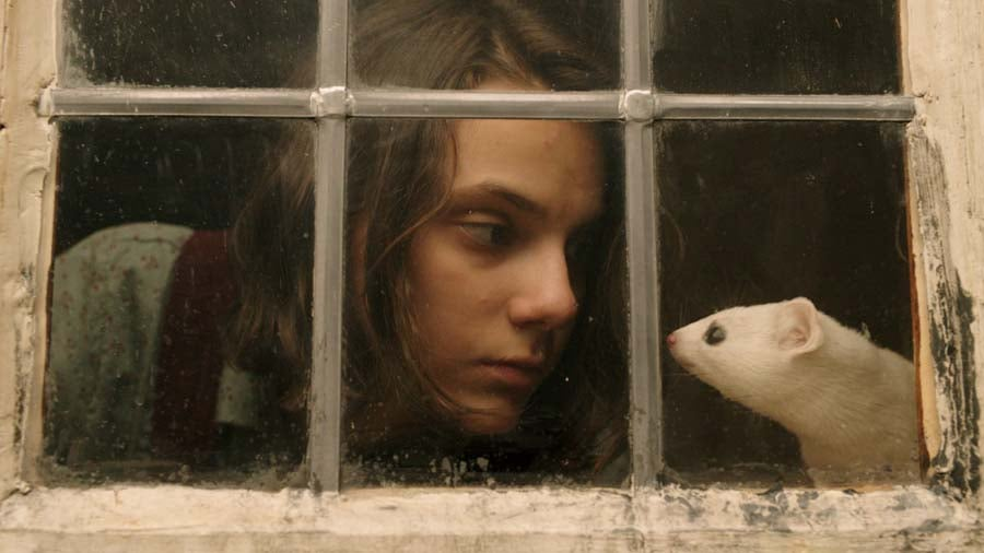 His Dark Materials Showrunner Shades Marvel's Lack of Women, Touts His Fierce Female Lead