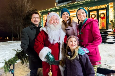 north pole open for christmas 2015 - Hallmark Christmas 2015