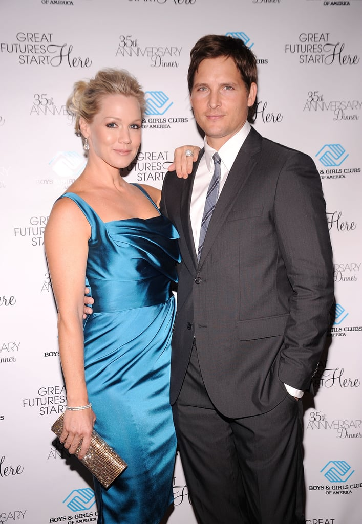 Pictures of Peter Facinelli and Jennie Garth at the 2010 Boys and Girls Clubs of America's Chairman's Gala