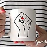 Feminist Fist Mug